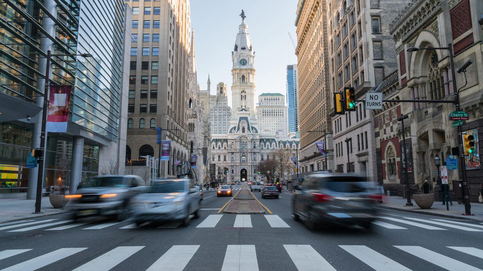 Philadelphia City